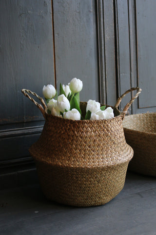 Natural Grass Baskets
