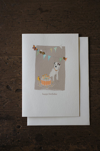 Elena Deshmukh Card, Happy Birthday Dog