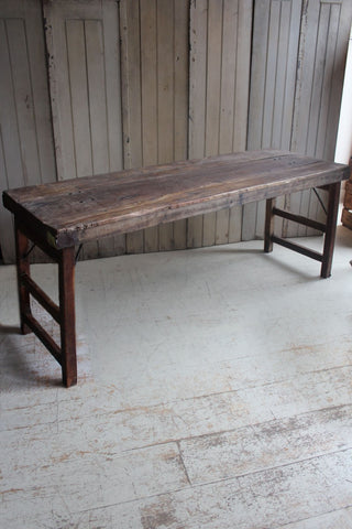 ORIGINAL INDIAN FOLDING EVENT TABLE