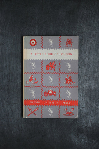 A Little book of London (Vintage Book)