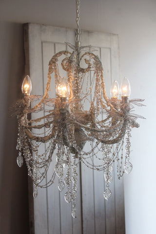 MISS HAVISHAM CHANDELIER