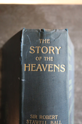 The Story of the Heavens (Vintage Book)