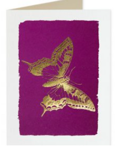 Archivist Butterfly Card