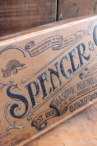 Spencer & Co Vintage Box