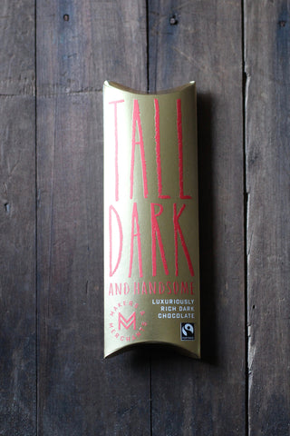 Tall Dark & Handsome - Chocolate Bar