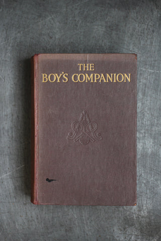The Boy's Companion (Vintage Book)