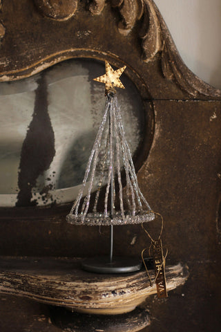 Walther & Co Beaded Tree