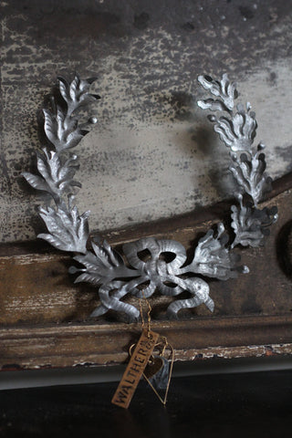 Walther & Co Zinc Wreath