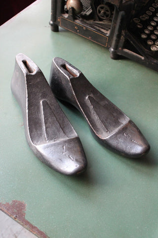 Cast Iron Shoe Last