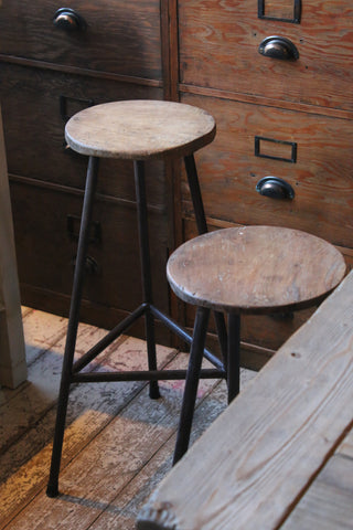Chapati Board Stool