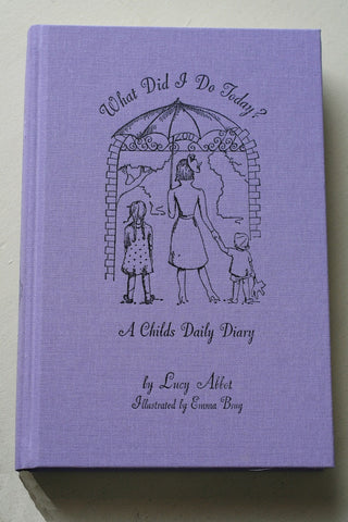 A CHILD'S DAILY DIARY