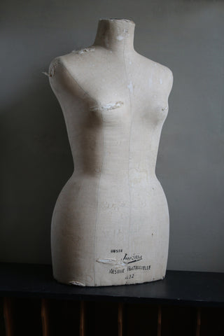 French Vintage Mannequin