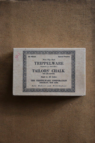 Trippelware Tailors' chalk