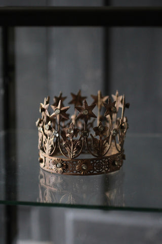 Small Decorative Santos Crown
