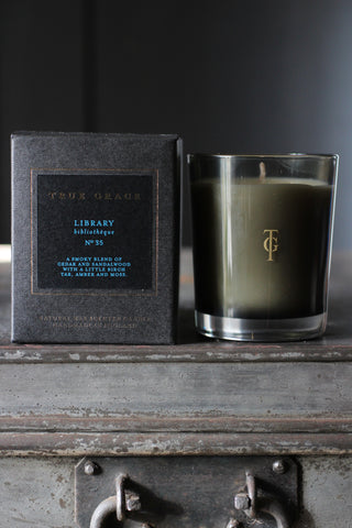 True Grace Library Candle - No 35