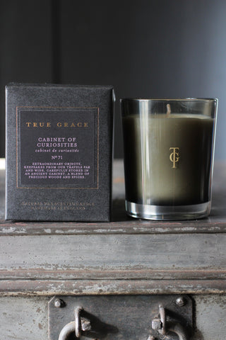 True Grace Cabinet of Curiosities Candle - No 71