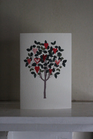 Elena Deshmukh Card, tree of love