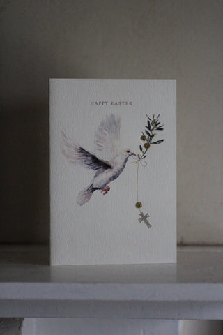 Elena Deshmukh Card, Easter Dove