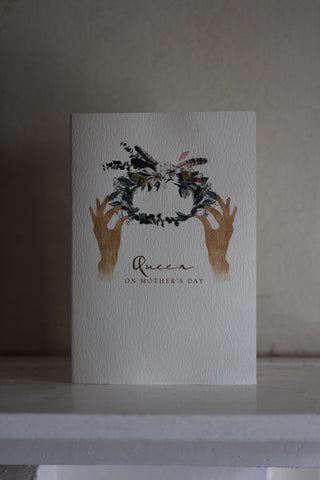 Elena Deshmukh Card, Mother's Day Queen