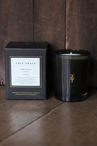 True Grace Gardinia Candle - No 82