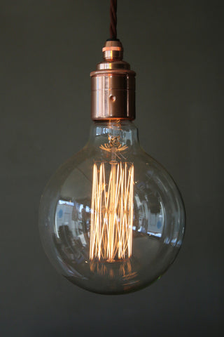 Vintage Style Filament Bulbs - Large Globe