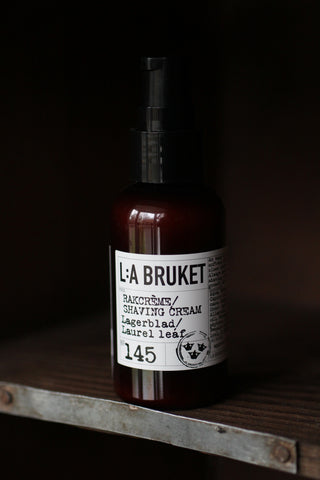 L:A BRUKET NO. 145 SHAVING CREAM (60ML)