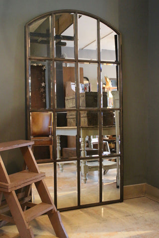 Tall 'Window' Mirror