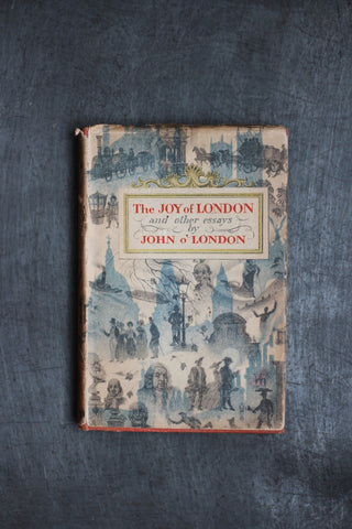 The Joy of London (Vintage Book)