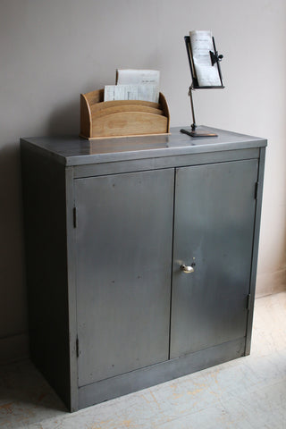 Industrial Steel Cupboard