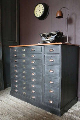 Vintage Shop Drawers