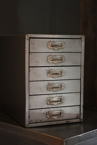 Steel Desktop Drawers