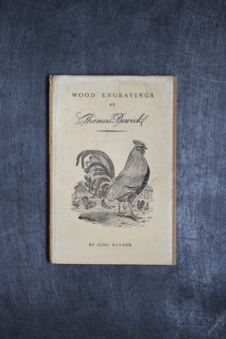 Wood Engravings By Thomas Bewick (Vintage Book)