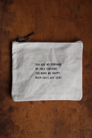 Canvas Bag - You are my..