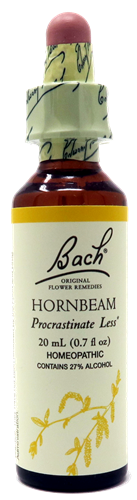 Hornbeam Bach Remedy