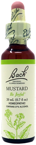Mustard Bach Remedy