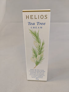 Helios Organic Tea Tree Cream