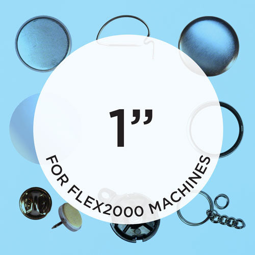 flex2000 1 inch button parts