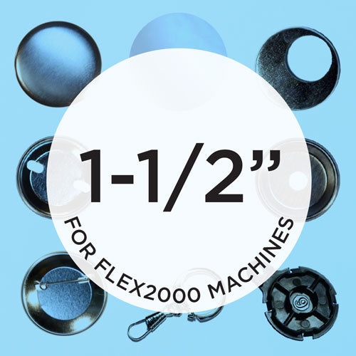 flex2000 1.5 button supplies