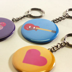 custom large keychains