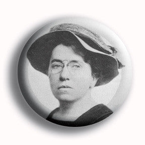 Emma Goldman - Revolutionary Woman Button