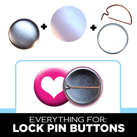 1-3/4 inch lock pin button parts