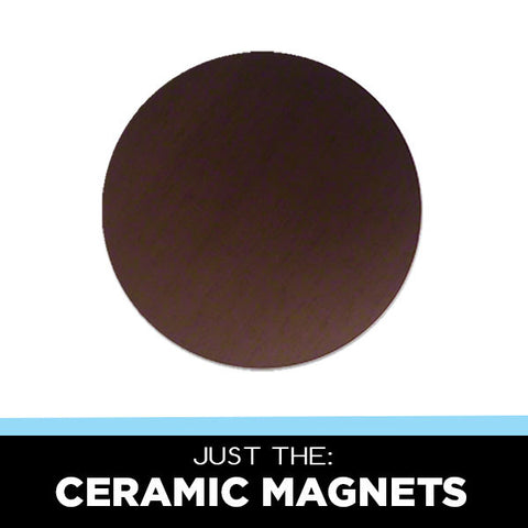 2.25 inch ceramic magnet parts