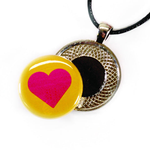 BijouClic Magnetic Button Necklaces