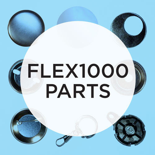 flex1000 button parts