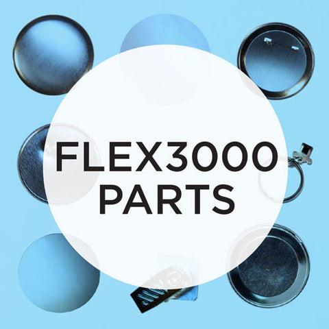 flex3000 3 inch button parts