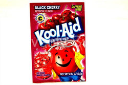 Kool Aid Pouch Black Cherry