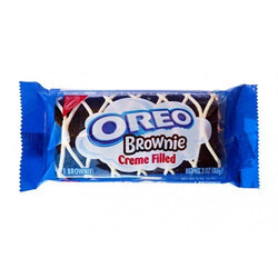 Oreo Creme Filled Brownie 85g