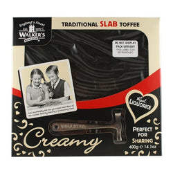 Toffee Hammer Pack Liquorice