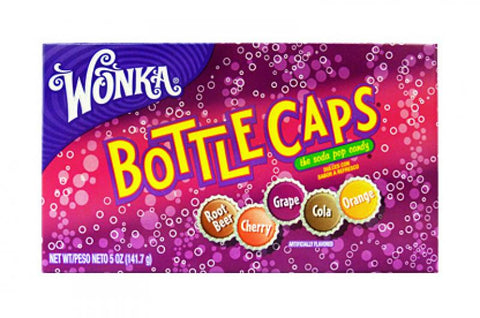 Wonka Bottle Caps 141.7g