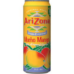 Arizona Can 680ml Mucho Mango